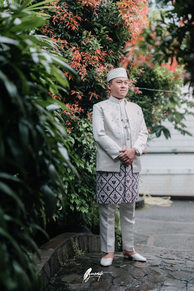 The Wedding of Astri & Edp di Cafe Manglayang by Decor Everywhere - 012