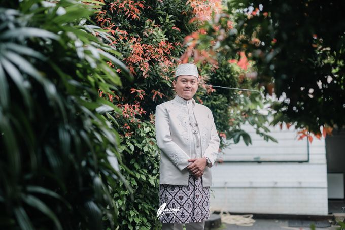 The Wedding of Astri & Edp di Cafe Manglayang by Decor Everywhere - 011