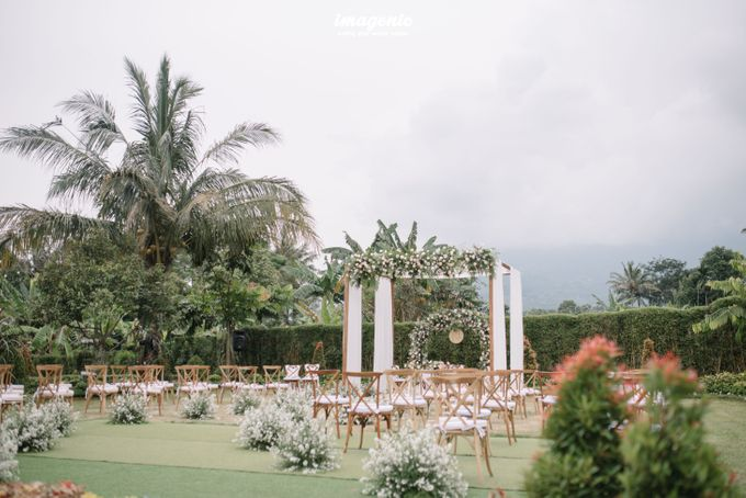 The Wedding of Rachma Dika by Dibalik Layar - 008