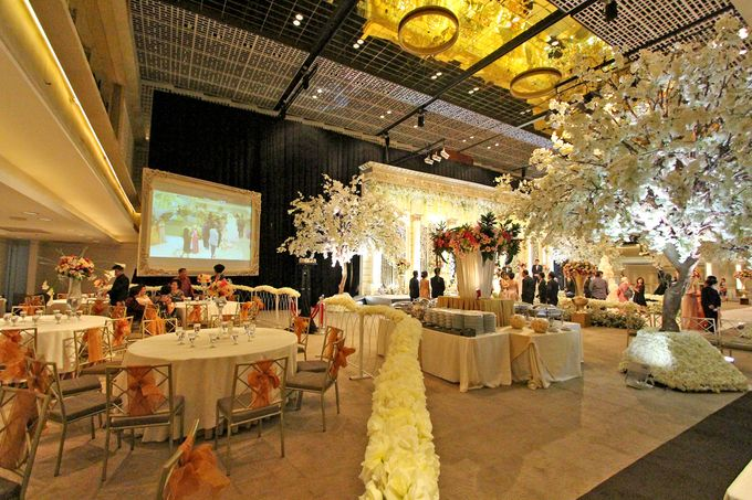 THE WEDDING OF DANIEL & CYNTHIA 30 SEPTEMBER 2017 by Thamrin Nine Ballroom - 003