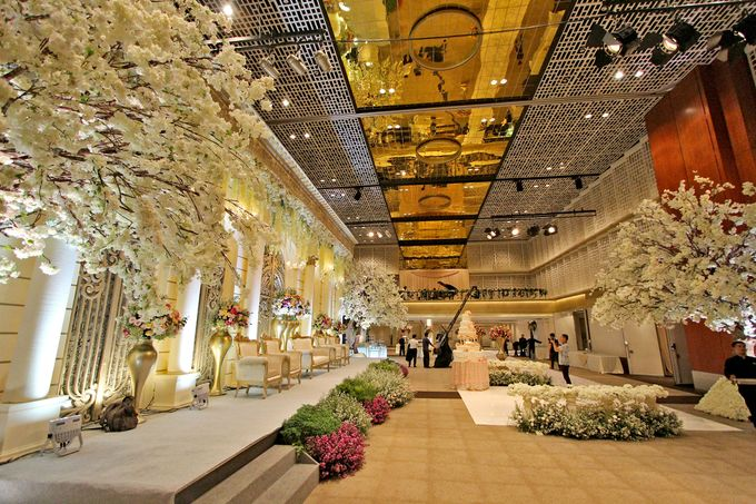 THE WEDDING OF DANIEL & CYNTHIA 30 SEPTEMBER 2017 by Thamrin Nine Ballroom - 001