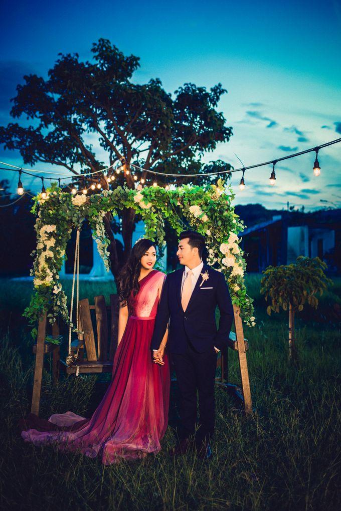 Wedding of Renno & Angeline by Mandarin Oriental, Jakarta - 030