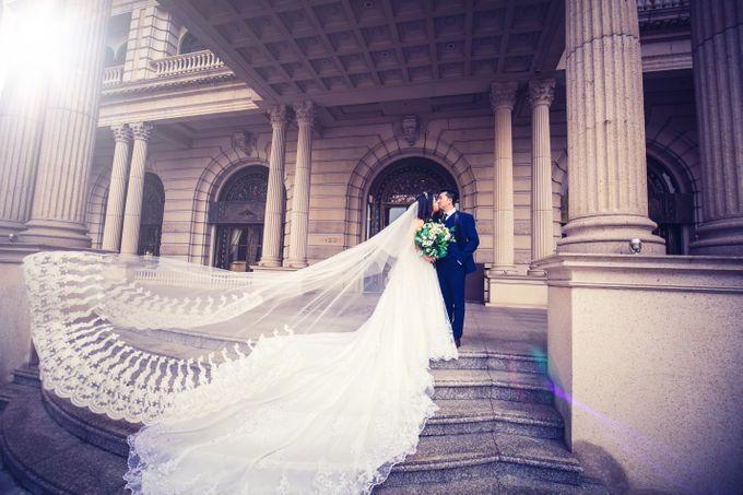 Wedding of Renno & Angeline by Mandarin Oriental, Jakarta - 002