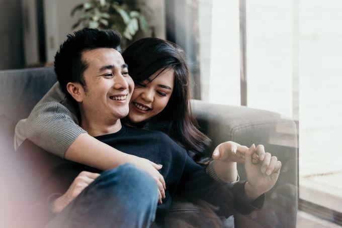 Wedding of Renno & Angeline by Mandarin Oriental, Jakarta - 024