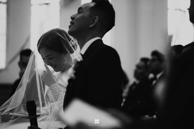 Wedding Day by Daniel H - Daniel & Irma by Miracle Photography - 010