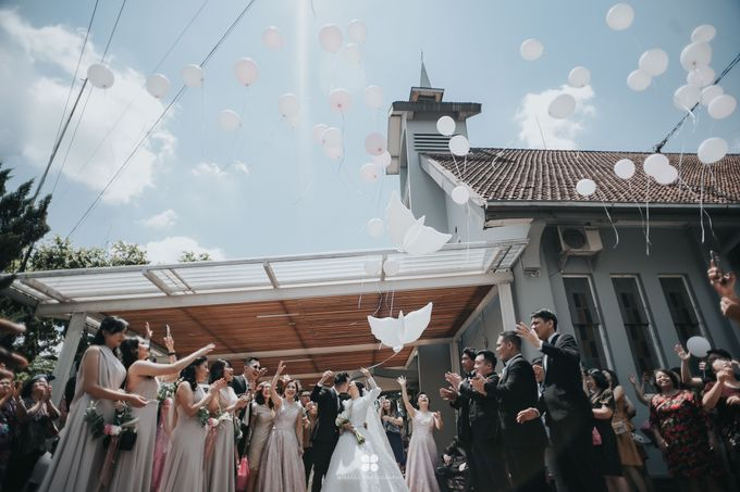 Wedding Day by Daniel H - Daniel & Irma by Miracle Photography - 012