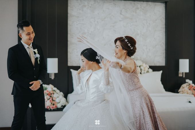 Wedding Day by Daniel H - Daniel & Irma by Miracle Photography - 017