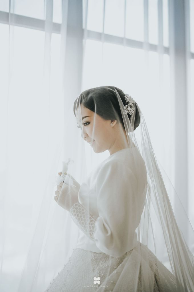 Wedding Day by Daniel H - Daniel & Irma by Miracle Photography - 018