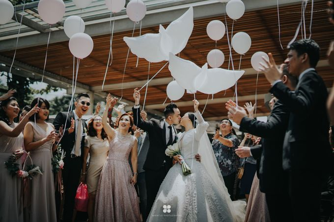 Wedding Day by Daniel H - Daniel & Irma by Miracle Photography - 021