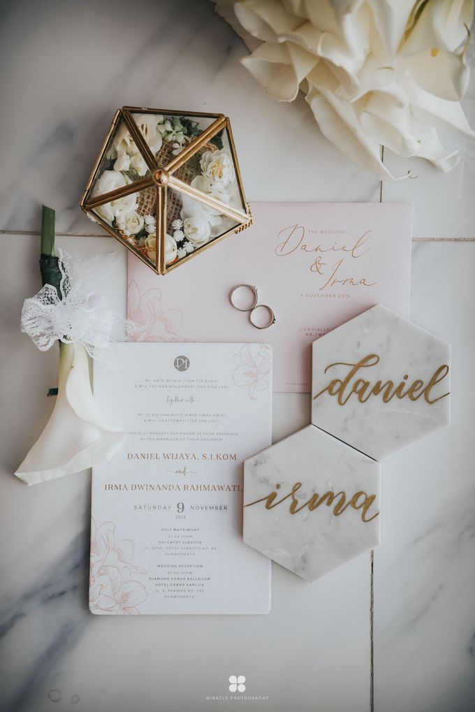 Wedding Day by Daniel H - Daniel & Irma by Miracle Photography - 022