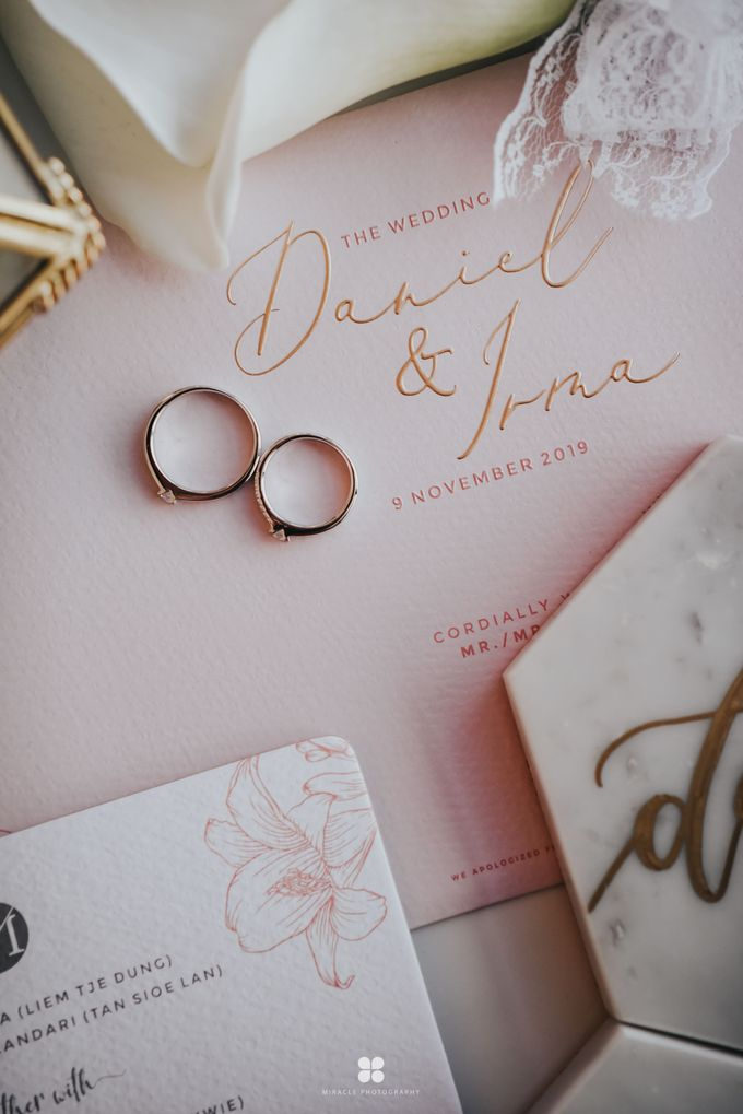 Wedding Day by Daniel H - Daniel & Irma by Miracle Photography - 023
