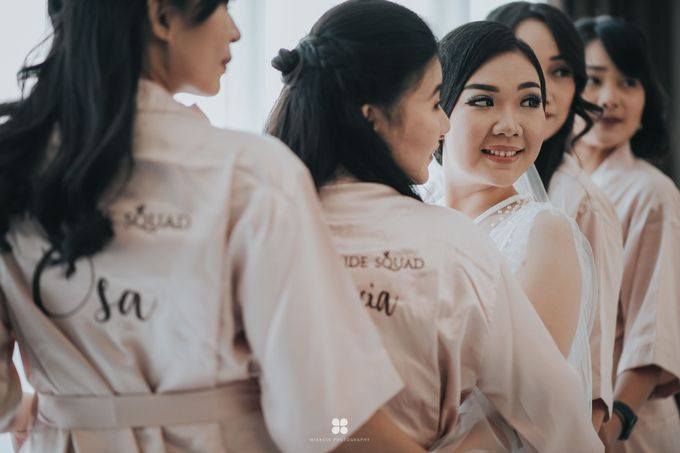 Wedding Day by Daniel H - Daniel & Irma by Miracle Photography - 003