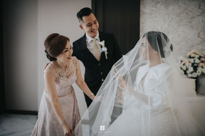 Wedding Day by Daniel H - Daniel & Irma by Miracle Photography - 030