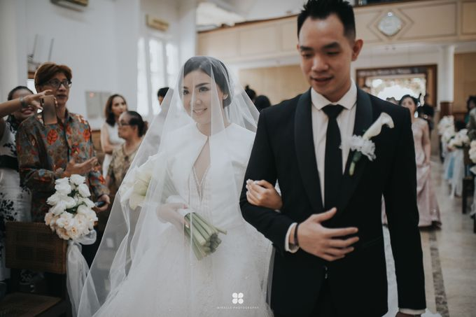 Wedding Day by Daniel H - Daniel & Irma by Miracle Photography - 032