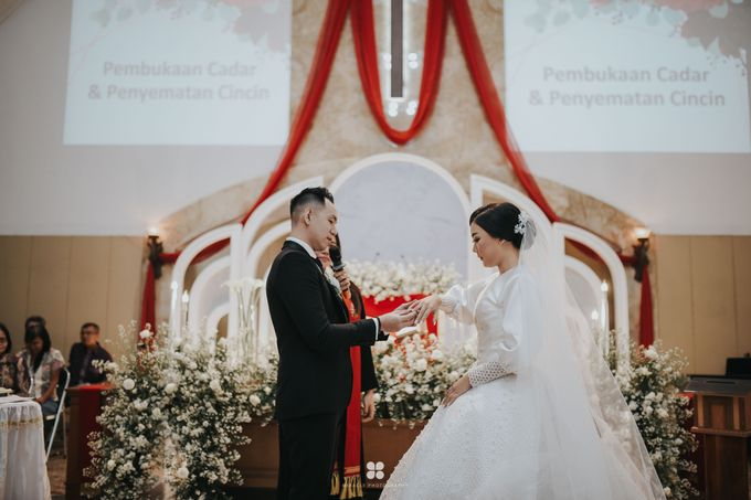 Wedding Day by Daniel H - Daniel & Irma by Miracle Photography - 033