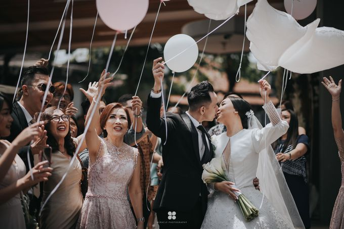 Wedding Day by Daniel H - Daniel & Irma by Miracle Photography - 034