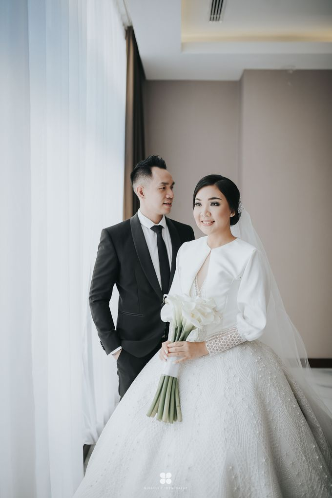 Wedding Day by Daniel H - Daniel & Irma by Miracle Photography - 035