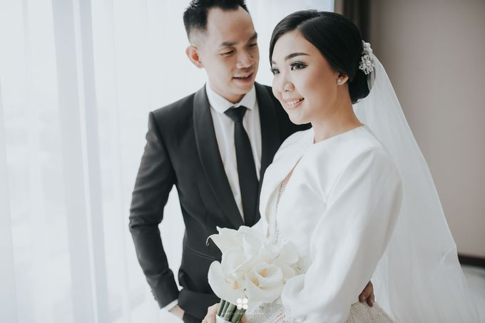 Wedding Day by Daniel H - Daniel & Irma by Miracle Photography - 036