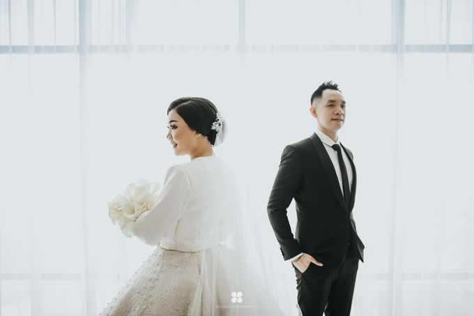 Wedding Day by Daniel H - Daniel & Irma by Miracle Photography - 037