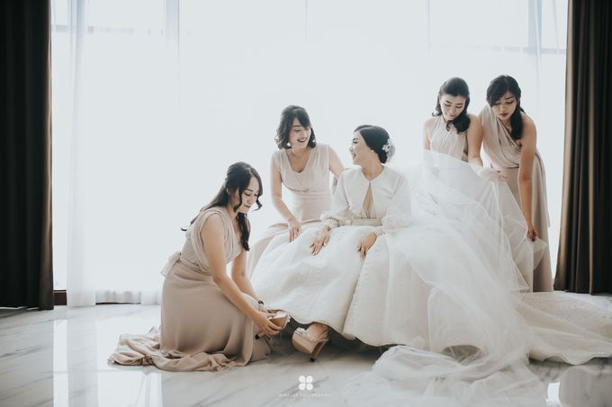 Wedding Day by Daniel H - Daniel & Irma by Miracle Photography - 040