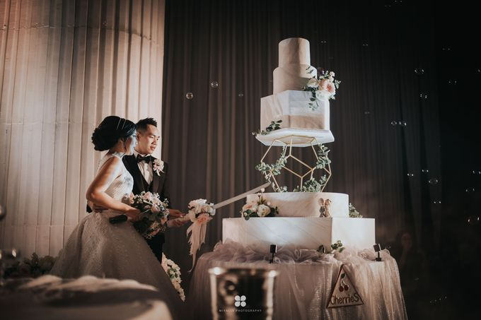 Wedding Day by Daniel H - Daniel & Irma by Miracle Photography - 043