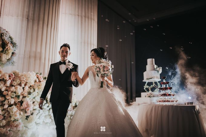 Wedding Day by Daniel H - Daniel & Irma by Miracle Photography - 044