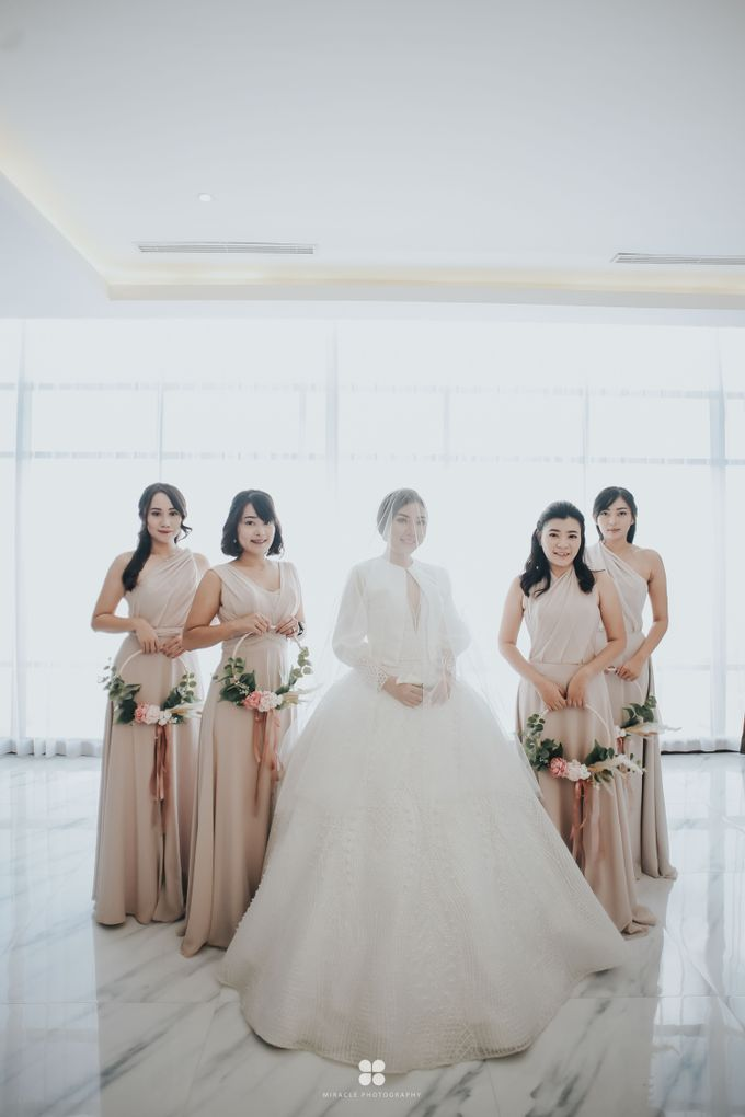 Wedding Day by Daniel H - Daniel & Irma by Miracle Photography - 005