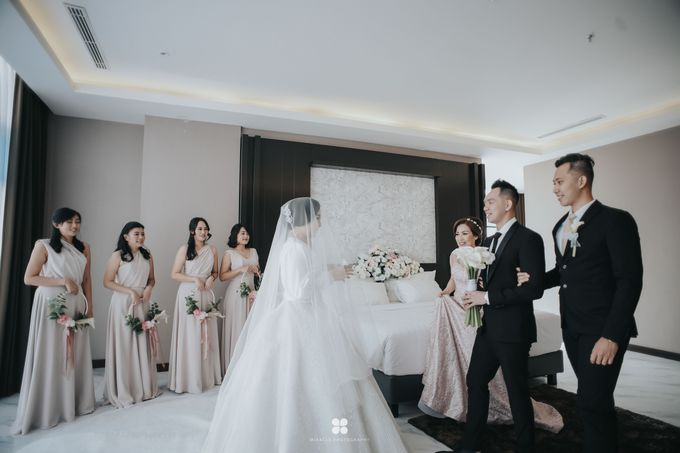 Wedding Day by Daniel H - Daniel & Irma by Miracle Photography - 006