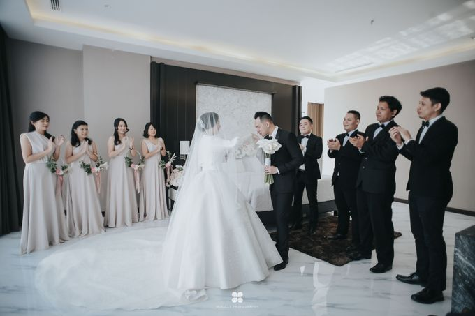 Wedding Day by Daniel H - Daniel & Irma by Miracle Photography - 007