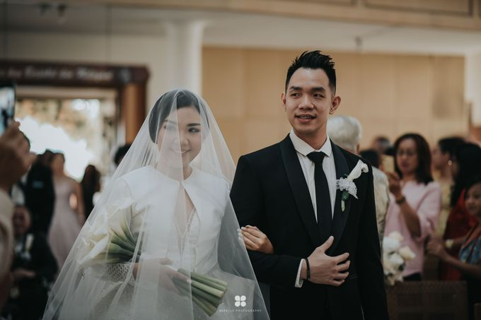 Wedding Day by Daniel H - Daniel & Irma by Miracle Photography - 008