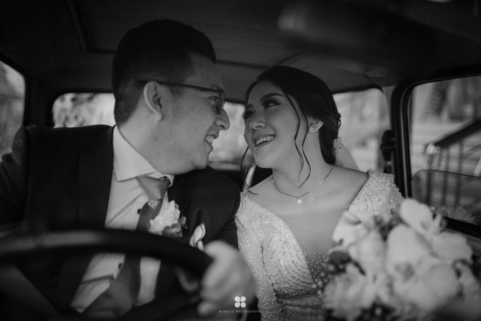 Wedding Day by Daniel H - Sansan & Livia by Miracle Photography - 005
