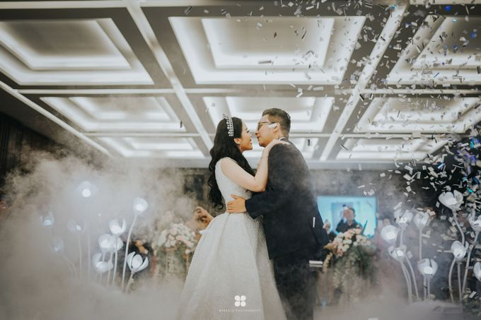 Wedding Day by Daniel H - Sansan & Livia by Miracle Photography - 009