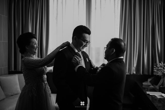 Wedding Day by Daniel H - Sansan & Livia by Miracle Photography - 014