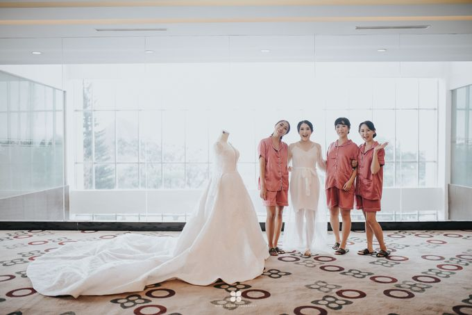 Wedding Day by Daniel H - Sansan & Livia by Miracle Photography - 019