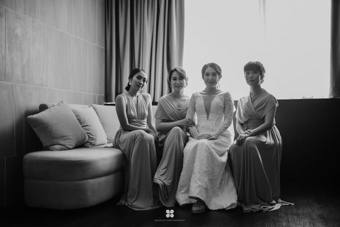 Wedding Day by Daniel H - Sansan & Livia by Miracle Photography - 022