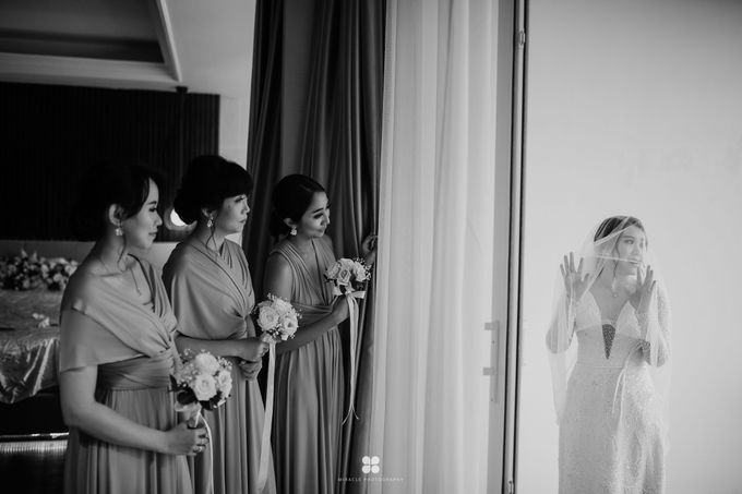 Wedding Day by Daniel H - Sansan & Livia by Miracle Photography - 031