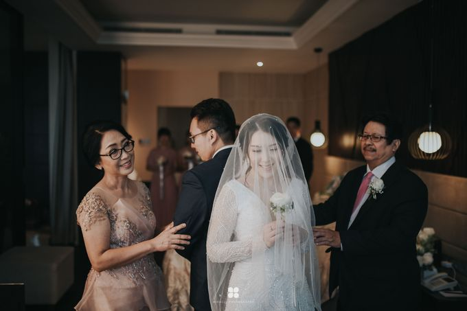 Wedding Day by Daniel H - Sansan & Livia by Miracle Photography - 032