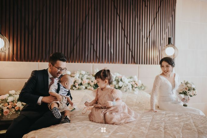Wedding Day by Daniel H - Sansan & Livia by Miracle Photography - 035