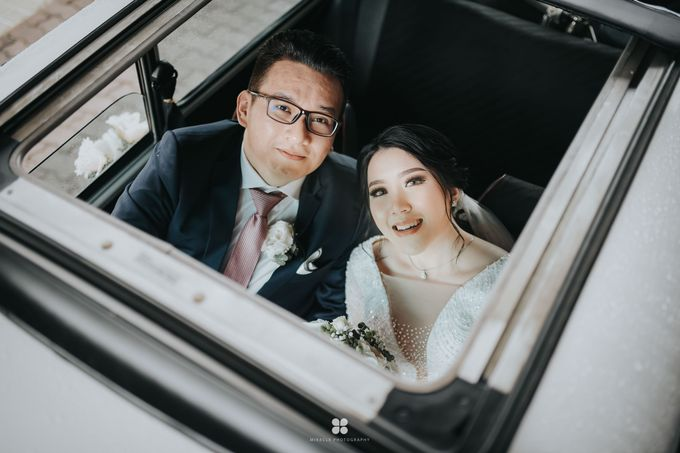 Wedding Day by Daniel H - Sansan & Livia by Miracle Photography - 037