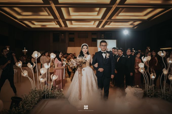 Wedding Day by Daniel H - Sansan & Livia by Miracle Photography - 044