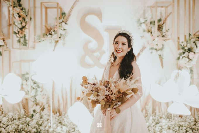 Wedding Day by Daniel H - Sansan & Livia by Miracle Photography - 050