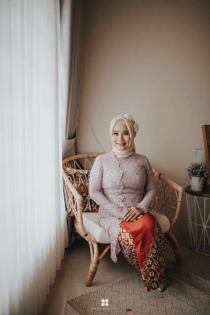 Wedding Day by Imam - Putri & Abid by Miracle Photography - 050