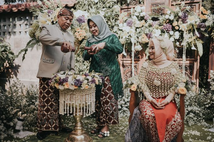 Wedding Day by Imam - Putri & Abid by Miracle Photography - 001