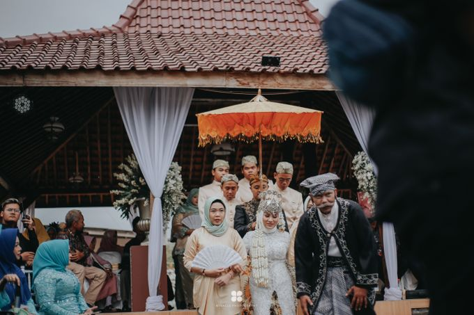 Wedding Day by Imam - Putri & Abid by Miracle Photography - 007