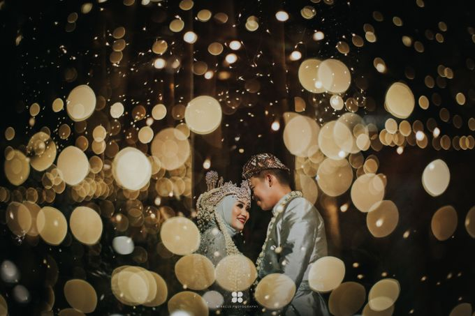 Wedding Day by Imam - Putri & Abid by Miracle Photography - 012