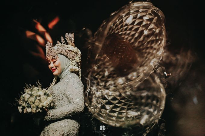 Wedding Day by Imam - Putri & Abid by Miracle Photography - 013