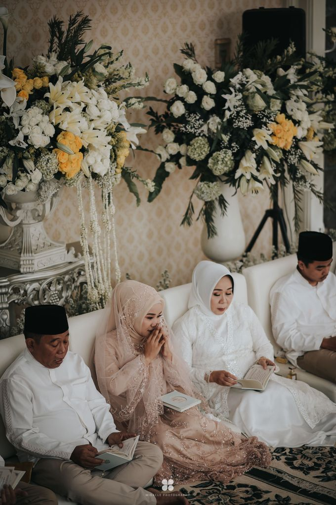 Wedding Day by Imam - Putri & Abid by Miracle Photography - 014