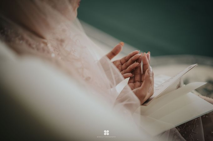 Wedding Day by Imam - Putri & Abid by Miracle Photography - 015