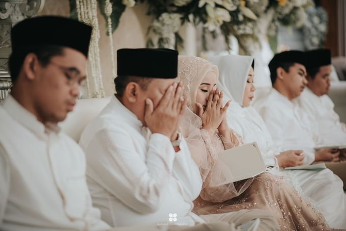 Wedding Day by Imam - Putri & Abid by Miracle Photography - 016