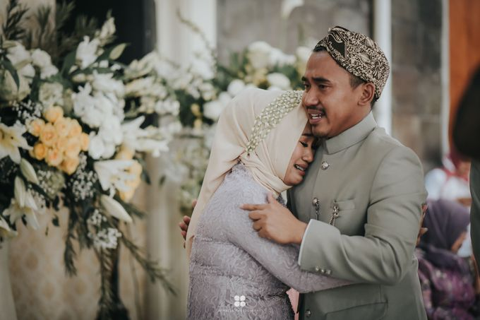Wedding Day by Imam - Putri & Abid by Miracle Photography - 018